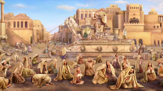 arrependimento de Nínive