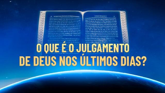 julgamento final de Deus