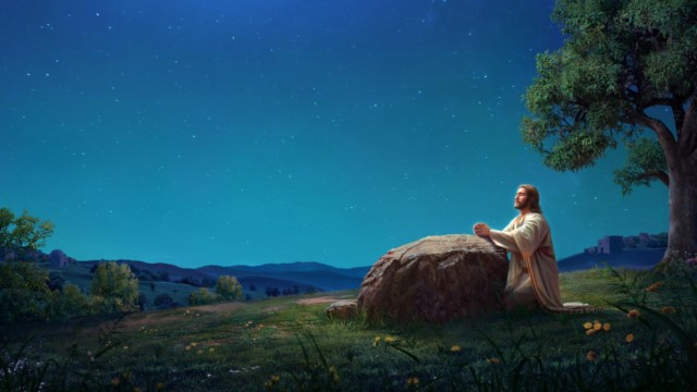 Como entender que Jesus Cristo é o Próprio Deus?