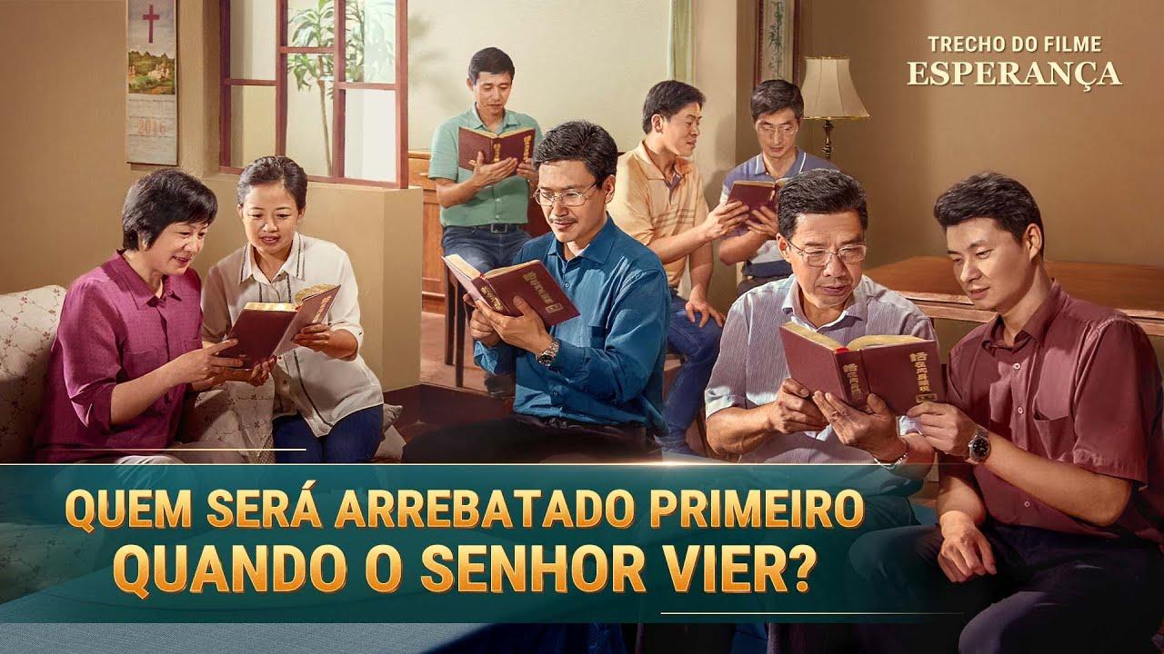 Cartaz de filme evangélico
