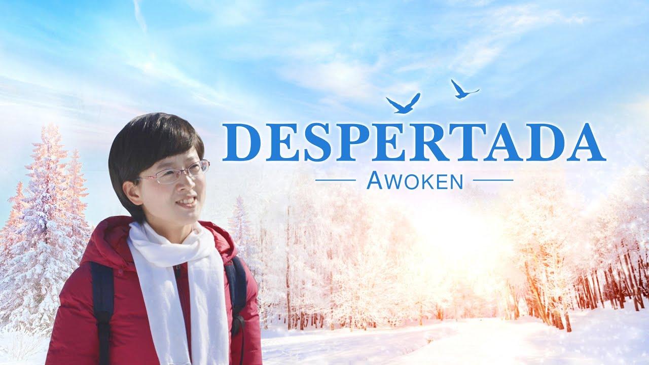 Cartaz do filme gospel - Despertada