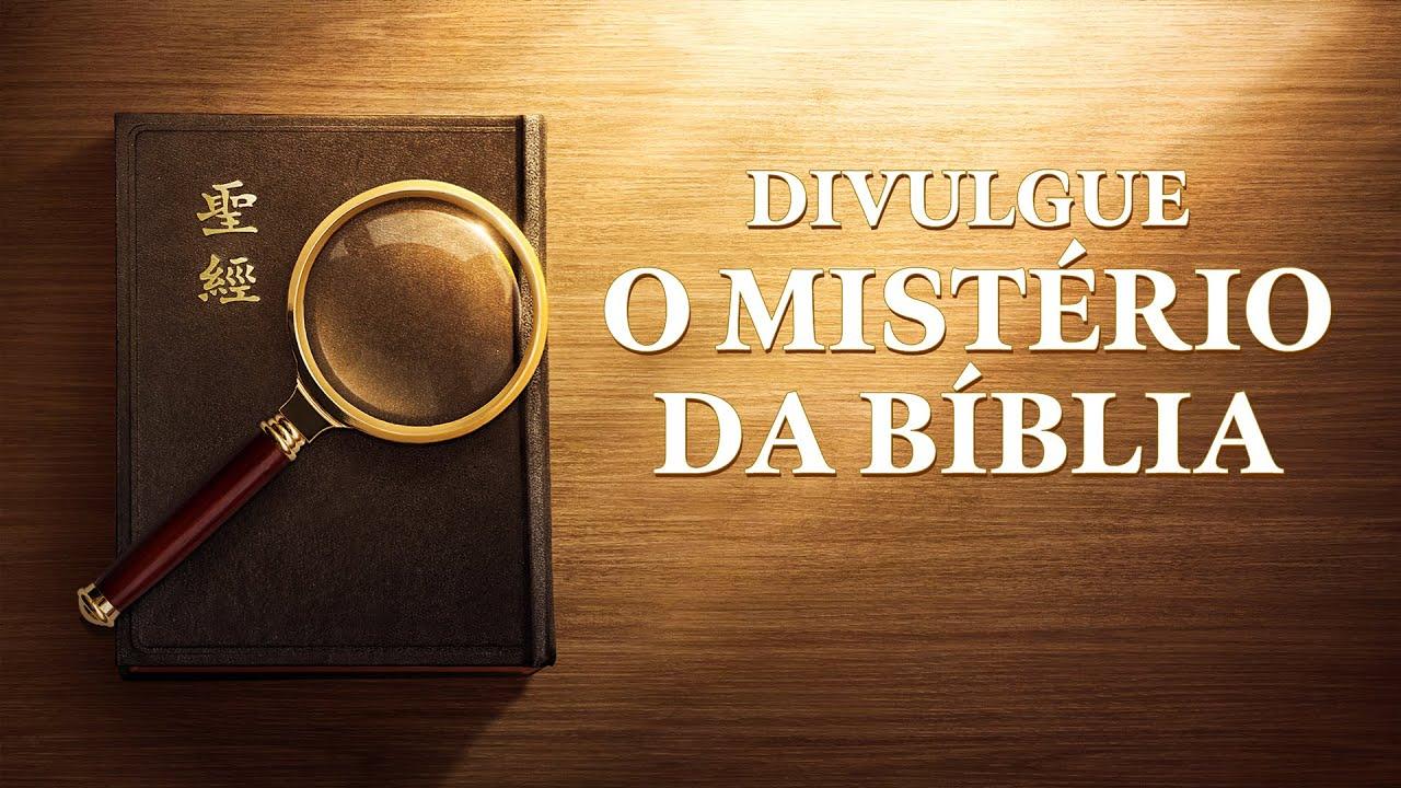 """Filme cristão 2019 """"Divulgue o mistério da Bíblia"""" Descobrindo a história dentro da Bíblia"""