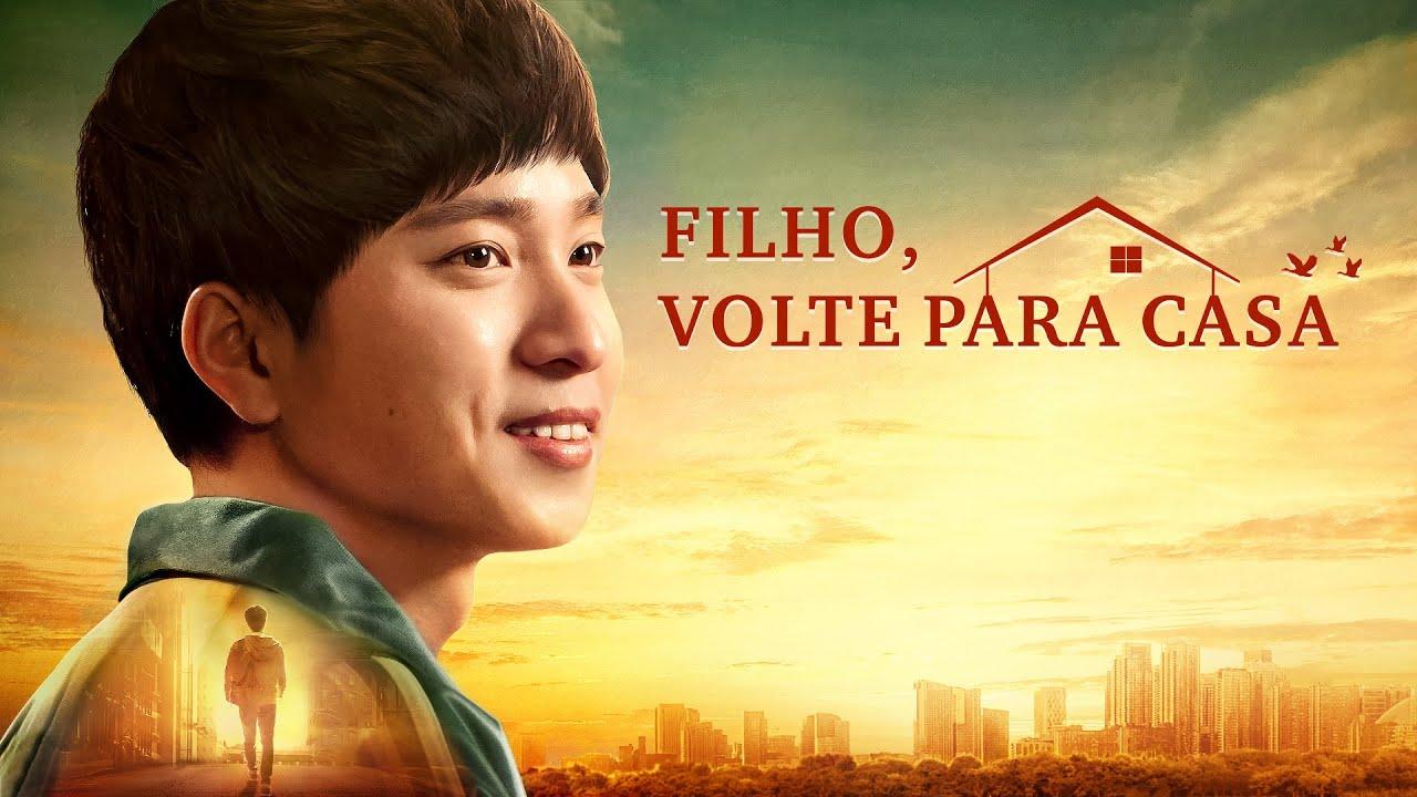 Cartaz do filme gospel - Filho, volte para casa