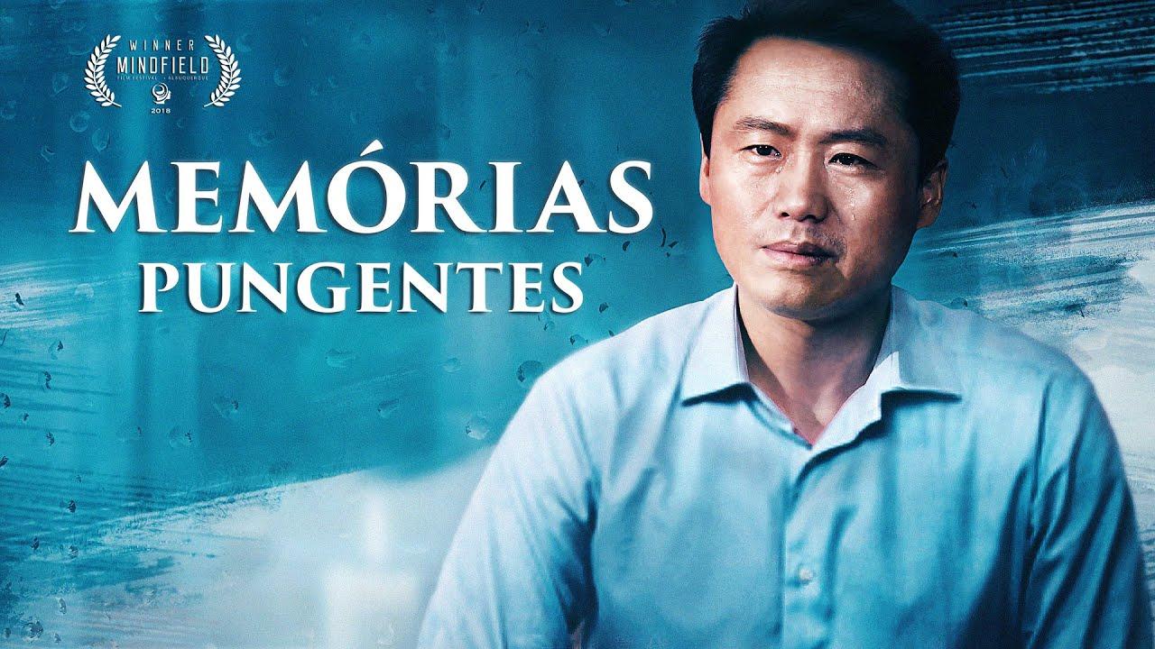 Cartaz do filme gospel - Memórias pungentes