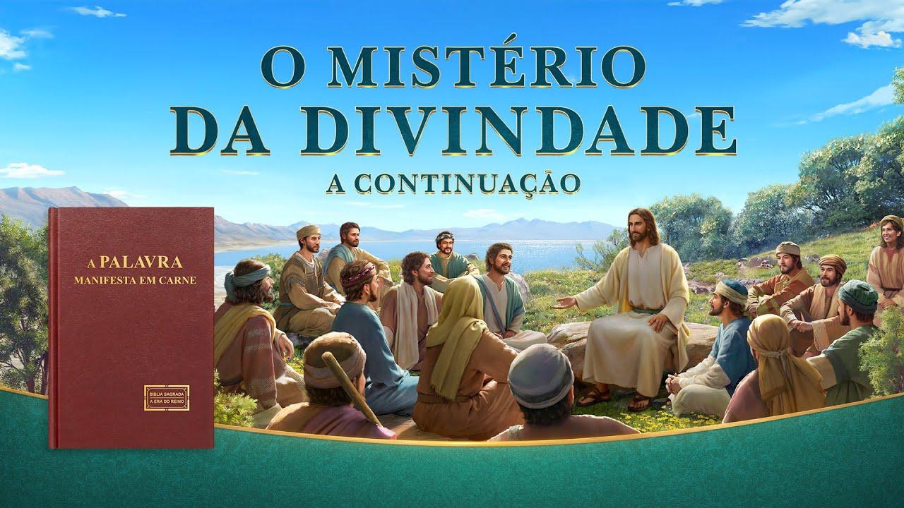 """Filme gospel dublado """"O mistério da divindade: a continuação"""" Deus é a verdade, o caminho e a vida"""