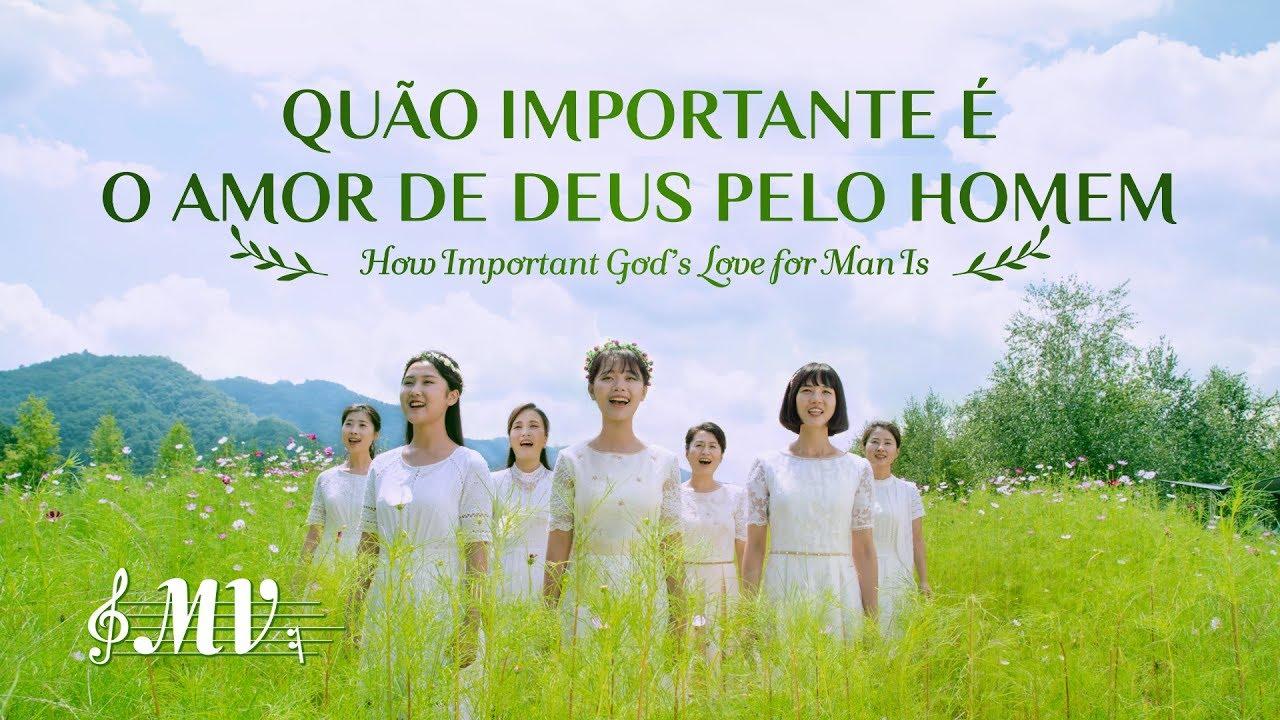 Música gospel - Quão importante é o amor de Deus pelo homem - Imagem