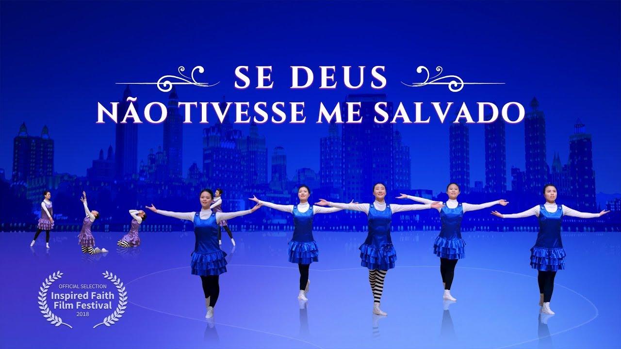 Música gospel - Se Deus não tivesse me salvado - Imagem