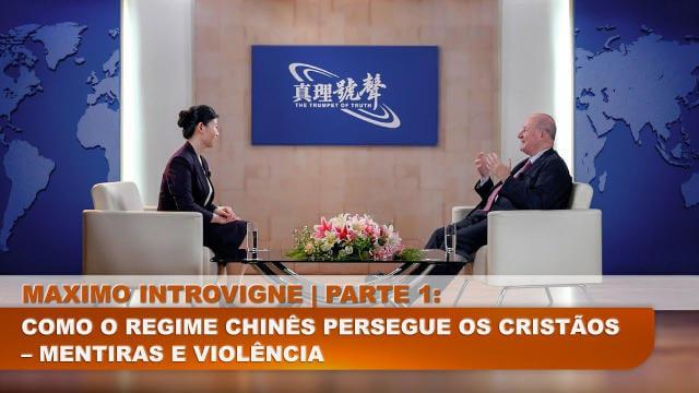 Maximo Introvigne | Parte 1: Como o regime chinês persegue os cristãos – Mentiras e violência - Imagem