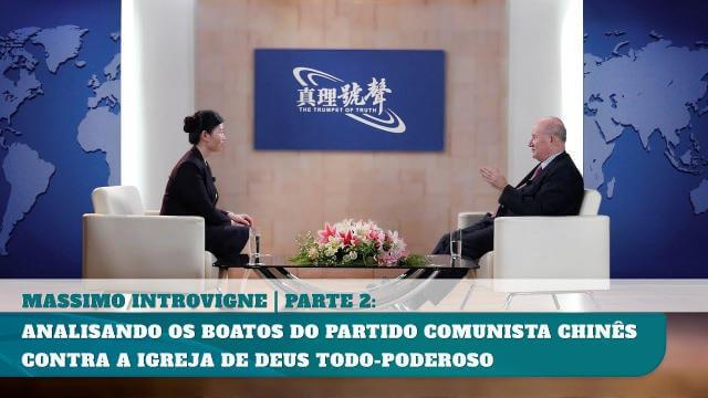 Massimo Introvigne | Parte 2: Analisando os boatos do PCC contra a Igreja de Deus Todo-Poderoso - Imagem