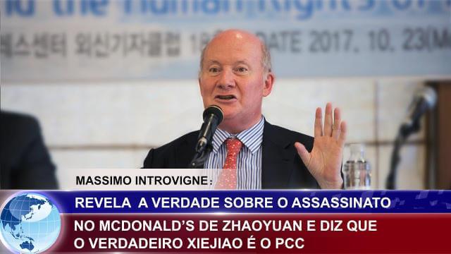Revela a verdade sobre o assassinato no McDonald's de Zhaoyuan e diz que o verdadeiro Xiejiao é PCC - Imagem