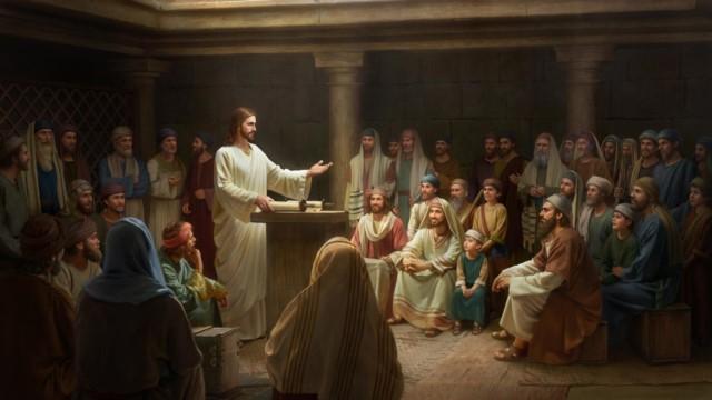 3 razões pelas quais Jesus encarnado veio trabalhar