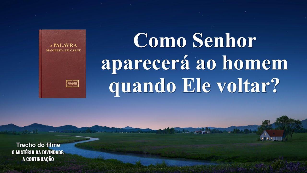 """Filme evangélico """"O mistério da divindade: a continuação"""" Trecho 1"""