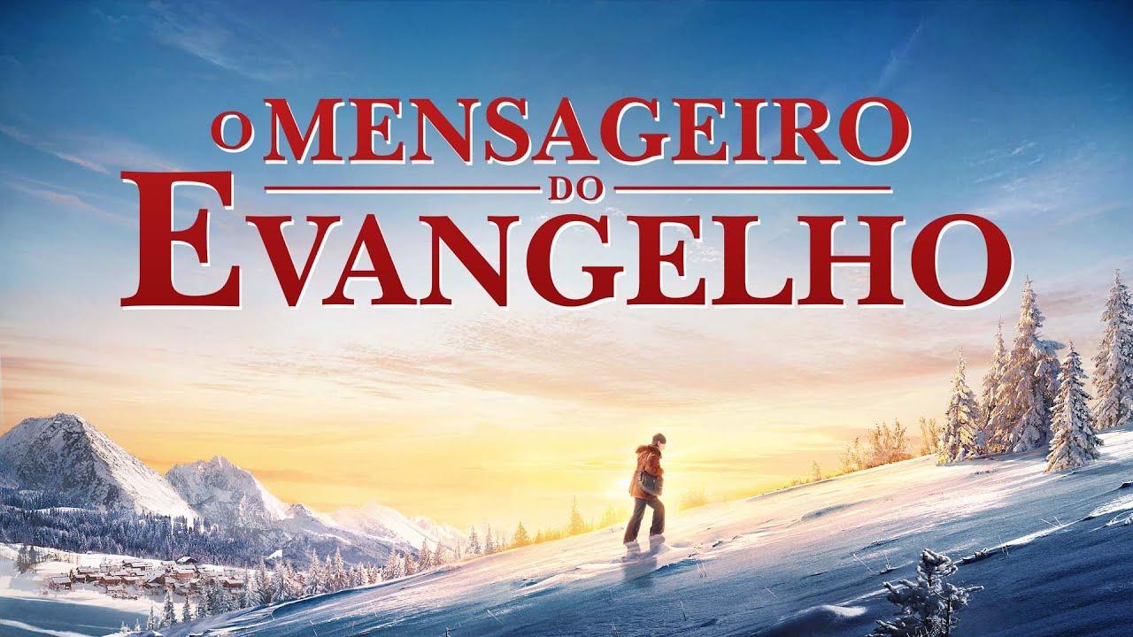 Cartaz - O mensageiro do evangelho