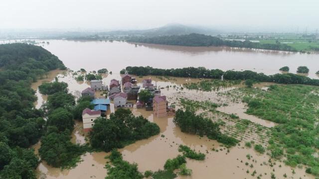 Imagem - Desastre de inundação