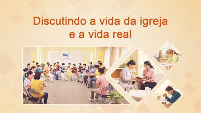 Discutindo a vida da igreja e a vida real