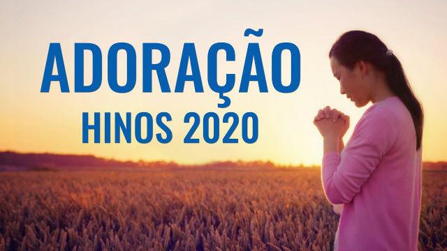Louvores e Adoração 2020- As Melhores Músicas Gospel 2020 - Hinos Adoração Gospel