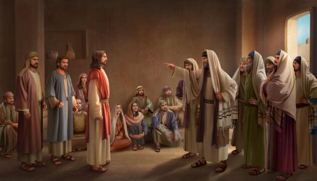 Qual é a natureza do problema de o homem não reconhecer as verdades expressas por Cristo? Quais são as consequências de o homem não tratar Cristo como Deus?