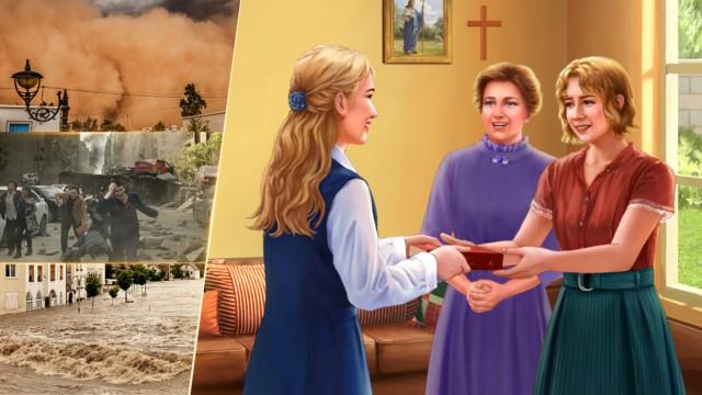 Os sinais do fim dos tempos já ocorreram — Como o Senhor voltará?