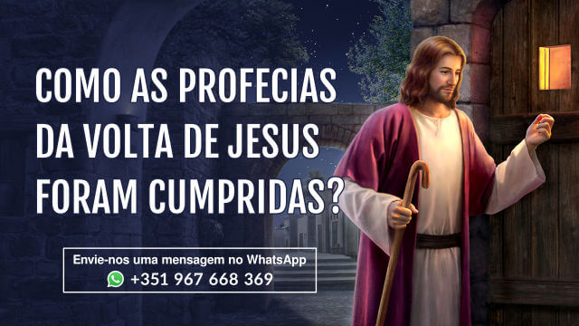 Como as profecias da volta de Jesus foram cumpridas?
