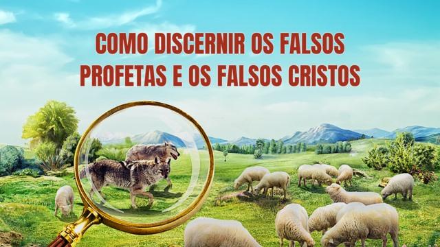 Como discernir os falsos profetas e os falsos cristos