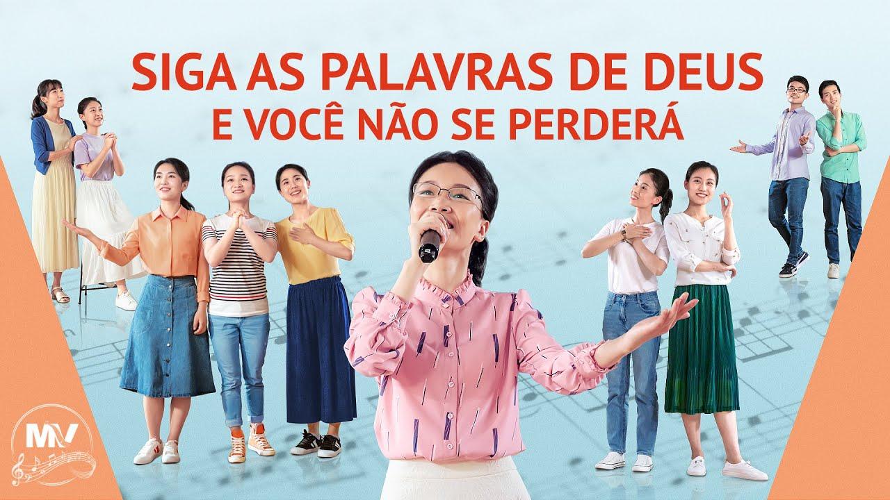 """Melhor música gospel 2020 """"Siga as palavras de Deus e você não se perderá"""""""