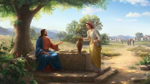 A sabedoria da mulher samaritana