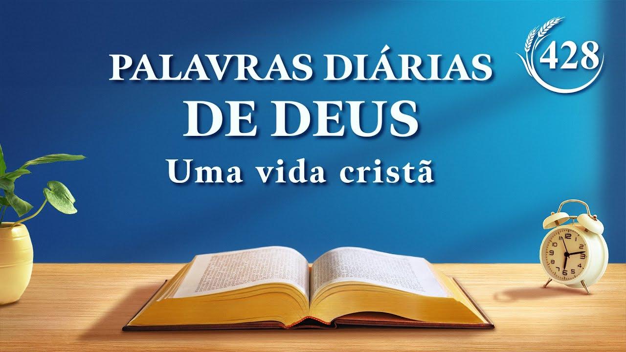 """Palavra de Deus do dia """"Uma pessoa que alcança a salvação é aquela que está disposta a praticar a verdade""""   Trecho 428"""