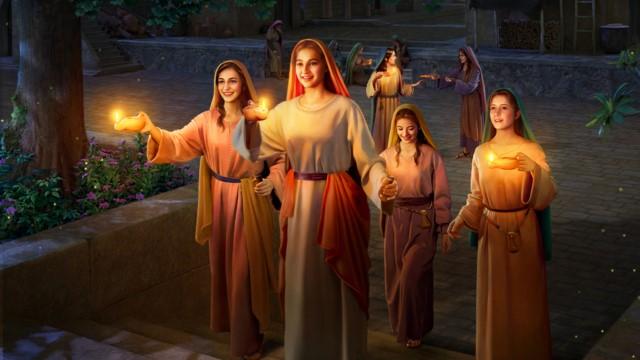 Estudo da parábola das 10 virgens – Mateus 25