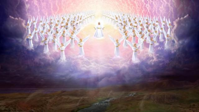 """Na Bíblia está escrito: """"Porque o Senhor mesmo descerá do céu com grande brado, à voz do arcanjo, ao som da trombeta de Deus, e os que morreram em Cristo ressuscitarão primeiro"""" (1 Tessalonicenses 4:16). Você testifica que o Senhor Jesus voltou, mas não ouvimos o brado nem a voz do arcanjo, nem a trombeta de Deus, tampouco contemplamos a ressurreição dos santos mortos. Como, então, pode ser provado que o Senhor voltou?"""