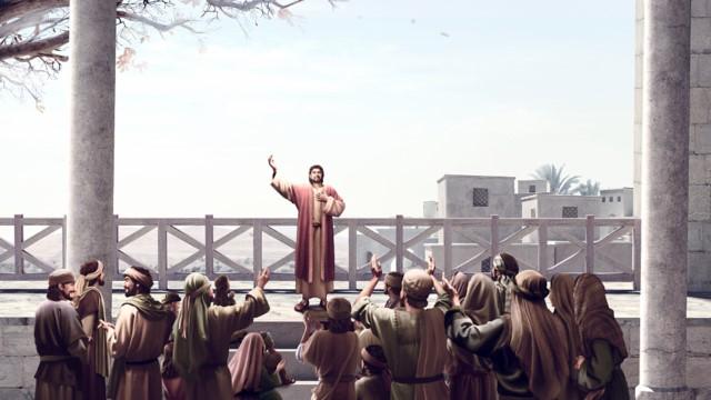 Perguntas e respostas sobre a entrada no reino dos céus 2