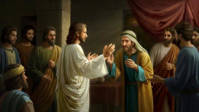 Reflexão bíblica sobre fé: A tua fé é como de Tome ou de Pedro?